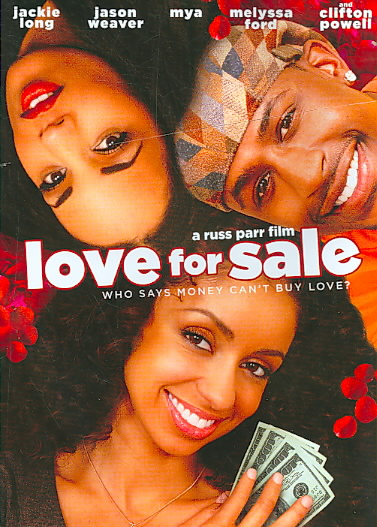LOVE FOR SALE BY LONG,JACKIE (DVD)